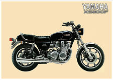 yamaha xs1100 h and sh owners manual