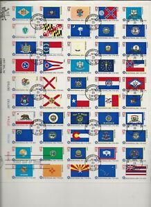 Scott 1682a Full Sheet On Cover Catalogue $15