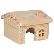Trixie Holzhaus, Mäuse/hamster, 15 × 11 × 15cm - House Wooden Pine Hamsters