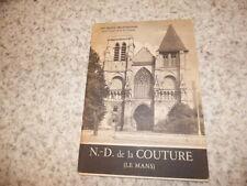1948.Notre-Dame de la Couture (Le Mans).Henry Branthomme