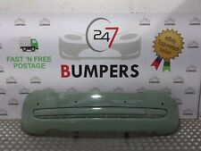 FIAT 500 2007 - 2013 GENUINE REAR BUMPER + PDC HOLES P/N:  735425627