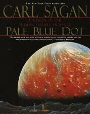 Pale Blue Dot: A Vision of the Human Future in Space, Sagan, Carl, Good Conditio