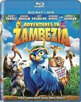 Adventures in Zambezia (Blu-ray/DVD, 2013, 2-Disc Set, Canadian) (A)