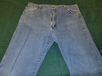 Wrangler 13MWZ Faded Denim Cowboy jeans  size 42x34.   77