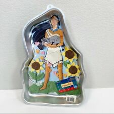 Vintage 1995 Wilton Disney Pocahontas Cake Pan