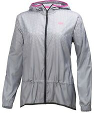 WOMANS NEW HELLY HANSEN X-COOL ASPIRE QUICK DRY RUNNING JACKET SZ S  RETAIL $110