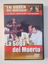 DVD EN BUSCA DEL MISTERIO Nº 1 - LA SOGA DEL MUERTO - JIMENEZ DEL OSO (5Z)