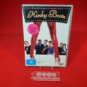 Kinky Boots - DVD R4 - Fast Post Brand New *BRCollectables*