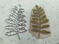 Sizzix Die Cutter Thinlits  Leaf #75 Leaves  fits Big Shot