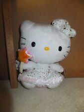 Hello Kitty Plush Angel Stuffed Animal Fairy Ty Beanie Buddies Wings Sanrio 12in