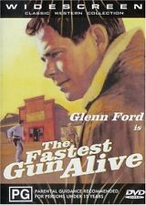 THE FASTEST GUN ALIVE (1956 Glenn Ford) -DVD - UK Compatible