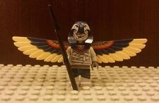 Lego NEW Pharaoh's Quest Flying MUMMY Minifig - Monster w/Wings 7327 7307