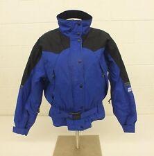 Boulder Gear XO Insulated Royal Blue Ski Jacket Women's 10 GREAT Fast Shipping