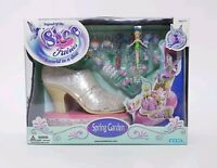 Legend Of The Shoe Fairies - Spring Garden Vintage Collectable Rare New In Box
