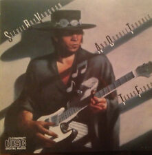 Stevie Ray Vaughan And Double Trouble - Texas Flood - CD Good Condition