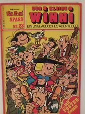 Fix und Foxi SPASS Nr. 23 Der kleine Winni - Ein unglaubliches Abenteuer