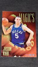 1994-95 Hoops Magic's All-Rookies #FAR-2 Jason Kidd Rookie Basketball Card