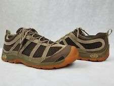 Chaco Womens Redrock Hiking Athletic Shoes US 7.5  Brown Lace Up Trail Perfect