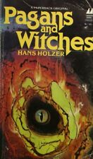 Pagans And Witches, Hans Holzer, Very Good Book