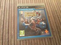 SONY PS3 MEDIEVAL MOVES BRAND NEW & SEALED GAME PLAYSTATION