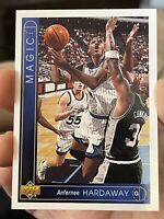 Anfernee Hardaway - 1993-94 Upper Deck Rookie Card RC #382 - Penny Orlando Magic