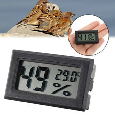 1PC Digital  Egg Incubator Humidity Meter Thermometer For Egg Hatching Chicks