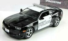 CHEVROLET CAMARO SS POLICE 1:43 scale model toy car die cast models cars diecast