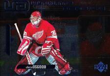1999-00 Upper Deck Ultimate Defense #4 Chris Osgood