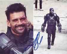 Frank Grillo Signed Autographed 8x10 Captain America Crossbones Photograph