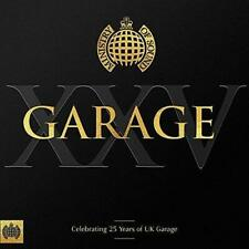 GARAGE XXV Ministry Of Sound (2007) 100-track 4-CD NEW/SEALED Tina Moore
