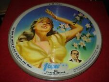 """HOUR OF CHARM blue skies / seville ( pop ) 10"""" picture disc VOGUE 733"""