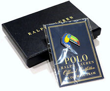 Polo Ralph Lauren Team USA Limited Ed. 2016 Rio Olympics Toucan Pin NEW w BOX