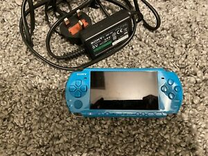 Sony PSP 3000 Limited Edition Blue Handheld System