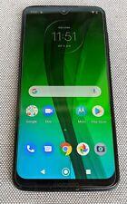 Motorola Moto G7 - 64GB - Ceramic Black (Single SIM) - Google Fi