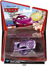 Disney Cars Cars 2 Deluxe Oversized Holley Shiftwell with Wings Diecast Car #2