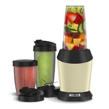 Tower XTREME PRO Crema Multi Funzione cibo frullatore macinacaffè Smoothie Maker Mixer
