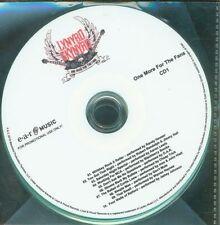 Lynyrd Skynyrd - One More For The Fans 2X Cd-R Promo Full Album Cd