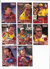 ^1996 Knight Quest RED KNIGHT PREVIEW #3 Sterling Marlin BV$3.60! #1/1996!