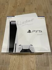 Sony PS5 PlayStation 5 Console Disc Version Brand New In Hand Sealed!