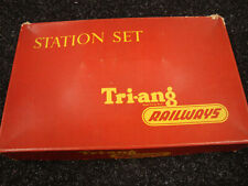 Hornby Triang station set