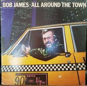 Bob James, All Around the Town Live, Top Muisik mit Top Musikern der US Szene