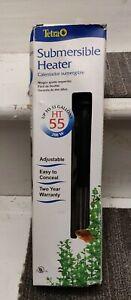 Tetra Submersible Heater HT55 Heater - 200 Watt - (Aquariums 40-55 Gallons) New