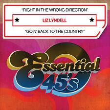 Right In Wrong Direction / Goin' Back To Country -  (2014, CD Maxi Single NIEUW)