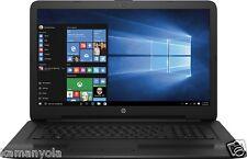 "NEW HP 17-X122DX 17.3"" Laptop Intel i5-7200U 2.5GHz 12GB 1TB WS 10"