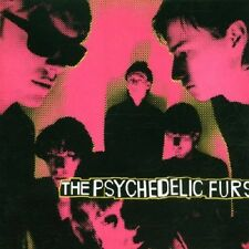 Psychedelic Furs Self-Titled CD+Bonus Tracks NEW SEALED 2002 Sister Europe/India