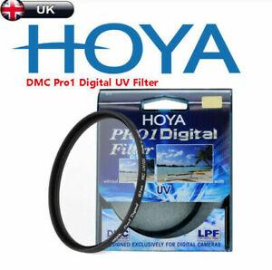 Hoya Pro-1 Digital UV Slim Camera Lens Filter 49/52/55/58/62/67/72/77/82 mm -UK
