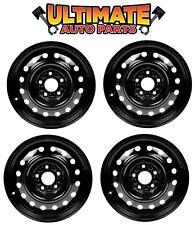 "Wheels (Set of 4) Steel 16"" for 11-14 Hyundai Sonata"