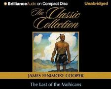 The Last of the Mohicans by James Fenimore Cooper (2005, CD, Unabridged)