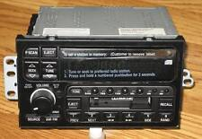 ~NEW~ 1995-2003 BUICK PARK AVE AVENUE Regal Riviera CD CASSETTE RADIO ~ RARE~