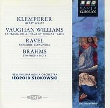 Stokowski,Stokowski,New Po : Merry Waltz / Fantasia on a theme / Rapsodie Espagn